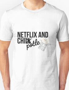 Netflix and Chipotle T-Shirt