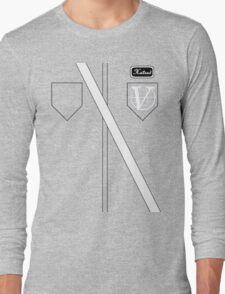 Sgt Hatred Jumpsuit Long Sleeve T-Shirt