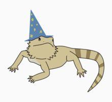 Wizard Lizard by PrettyPenny