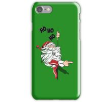 HO HO HO 2 iPhone Case/Skin