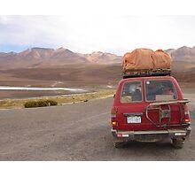 Roadtrip! Photographic Print