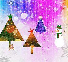 Winter Wonderland by Scott Mitchell