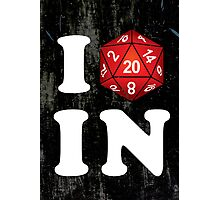 I D20 Indiana Photographic Print