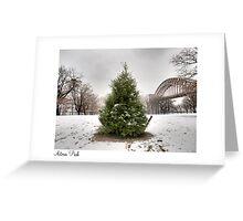 Astoria Park Greeting Card