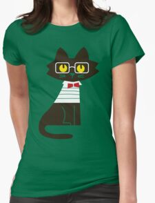 Fritz the preppy cat T-Shirt