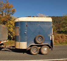 Horsey Caravan by Pamnani  Photography