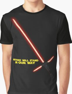 Kylo Ren Graphic T-Shirt