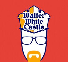 Walter White Castle by nzahlut