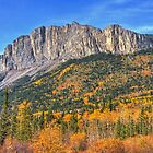 Yamnuska Gold by JamesA1