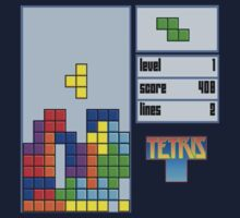 Tetris by rodgers11