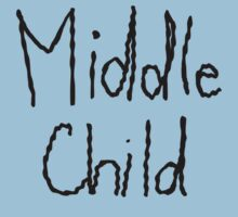 Middle Child Baby Tee