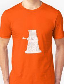 Exterminate White T-Shirt