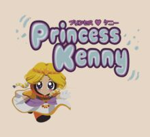 The Adventures of Princess Kenny by timnock