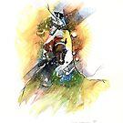Rider by CrismanArt