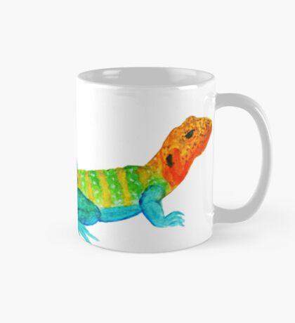 Collared Lizard Mug