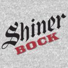 Shiner Bock by Michael Sundburg