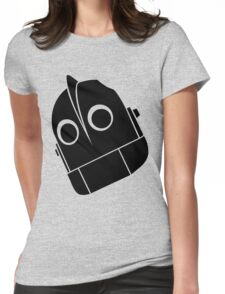 Iron Giant Vector Womens Fitted T-Shirt
