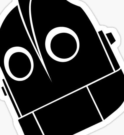 Iron Giant Vector Sticker