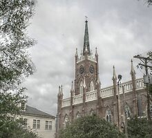 St. Mary's Cathedral, Natchez, MS by ronburt
