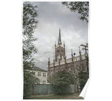 St. Mary's Cathedral, Natchez, MS Poster