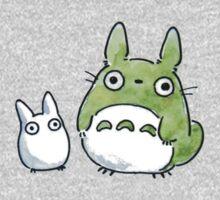 Totoro  Chibi One Piece - Long Sleeve