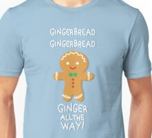 Gingerbread Unisex T-Shirt