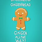 Gingerbread by AnishaCreations