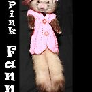 Rest in Peace Fanny Ferret. Jan 14, 2008 to Dec 11, 2013. by TubularBelle