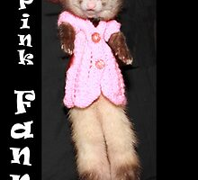 Rest in Peace Fanny Ferret. Jan 14, 2008 to Dec 11, 2013. by TubularBelle