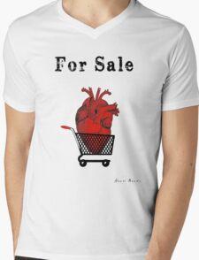 For sale Mens V-Neck T-Shirt