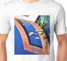 Water Lily Reflection Pool Unisex T-Shirt