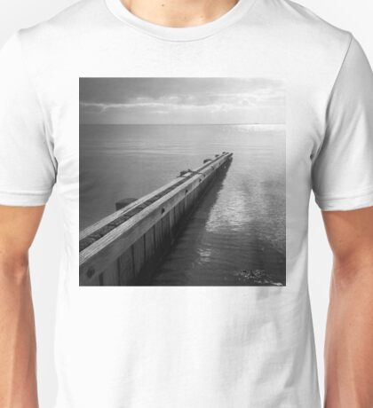 the break water 03 Unisex T-Shirt
