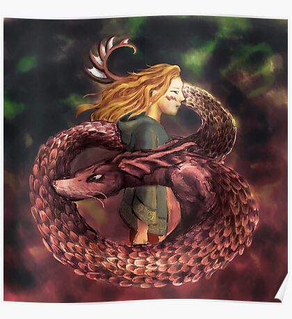 Dragonborn Poster