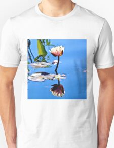 White Water Lily in the Sun T-Shirt