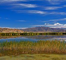 Koktokay Lake by jasonksleung