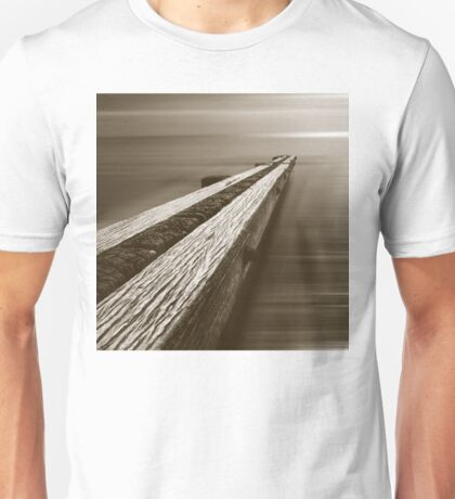 the break water 05 Unisex T-Shirt
