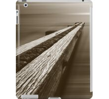 the break water 05 iPad Case/Skin