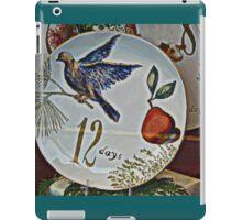 A Partridge In A Pear Tree iPad Case/Skin