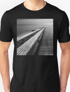 the break water 04 Unisex T-Shirt