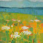 Hazy Meadow by Anita Dore