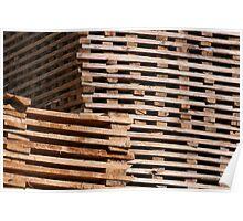 Lumber Drying Poster