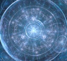 Cosmos Background Sticker