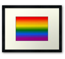 homosexual Framed Print