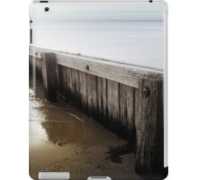 the break water 02 iPad Case/Skin