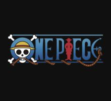 One Piece logo by AleCampa