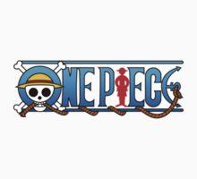 One Piece logo Kids Clothes