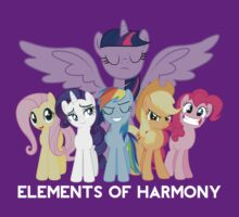 Elements of Harmony by PinkiexDash