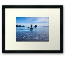 Aurora Una at Anchor Framed Print