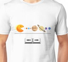 Game with planets Unisex T-Shirt
