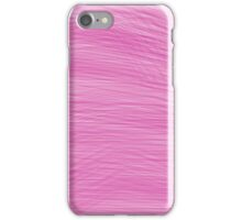 Pink Brush iPhone Case/Skin